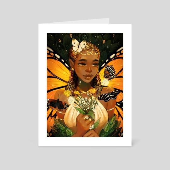 Monarch by Geneva Bowers