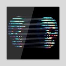 Scanner (v1) - Acrylic by Noctem_lg  / Laury Guintrand