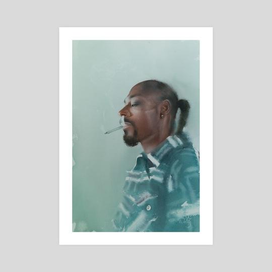 Snoop Dogg by Wout de Zeeuw