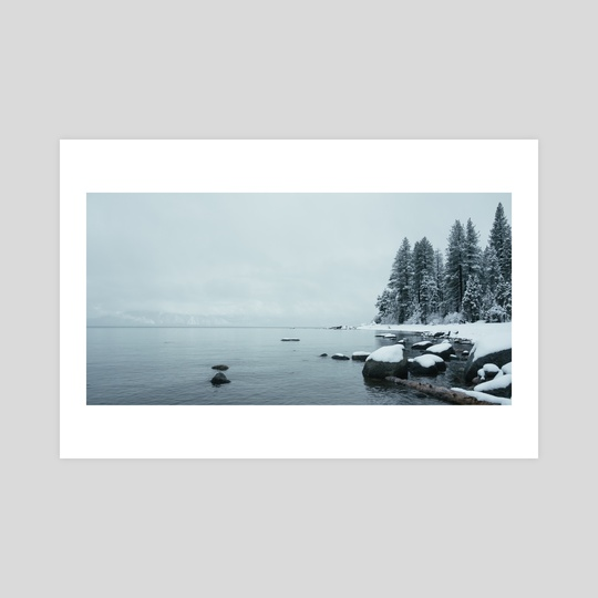 Tahoe Peace - Photography Fine Art Print for Sale by Buuck Photography