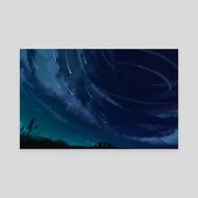 Wish - Canvas by Aurora Lion