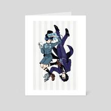 Kuroshitsuji - Art Card by Esther Roach