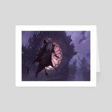Falkenrath Noble - Art Card by Slawomir Maniak