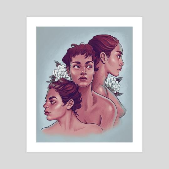 Women by Sara Vallecillos