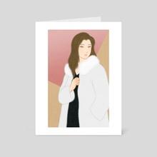 Norika -01 - Art Card by Sai Tamiya