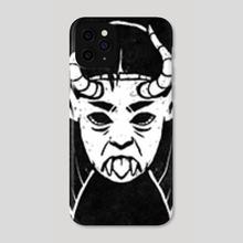 Mascara - Phone Case by Cesar HDNN