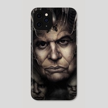 H.R. Giger - Phone Case by Rafael Rivera