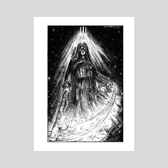 Sister Friede  by Blue StrayCatt Art