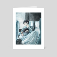 Coexist - Art Card by Bella Quinn
