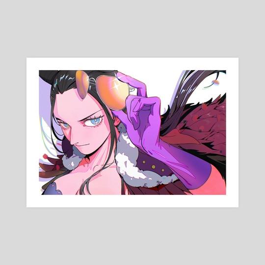 Robin   Beast Pirates  by Mygiorni