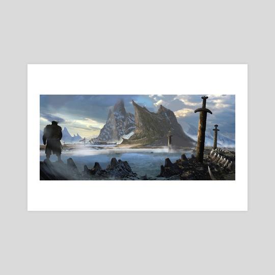 Forgotten Kings by Piotr Tekien