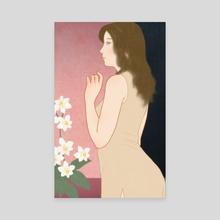Norika -04 - Canvas by Sai Tamiya