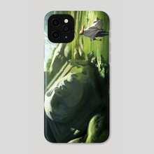 Fallen Titan - Phone Case by Artur Zima