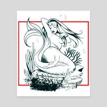 Aquaphonics Vol. 2. - Canvas by Adan Vazquez