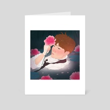 Deeper - Art Card by Sole Supine