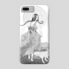 Follow Us - Phone Case by Malcolm Maune