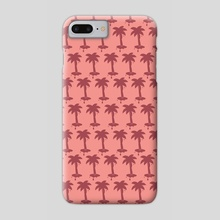 TROPIK/LL - Phone Case by Dylan Morang
