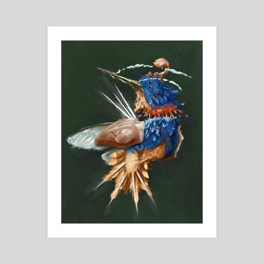 Trochilidae by Hector Franco