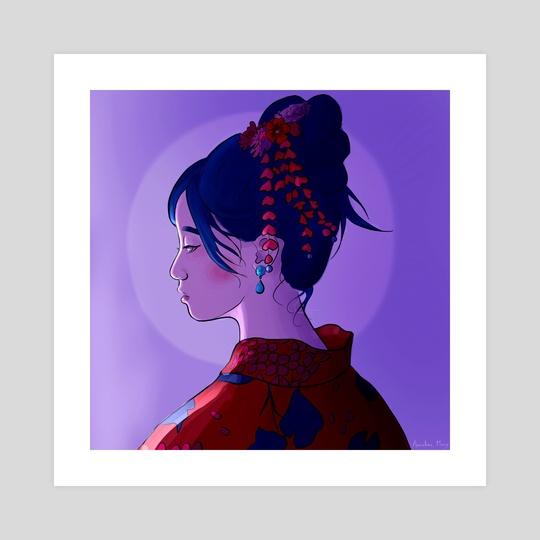 Kimono  by Auraline Mary