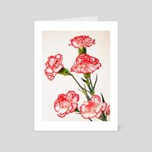 Bloom - Art Card by Aris Simmons