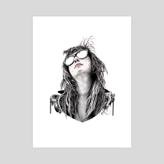 Girl by Adolfo Correa