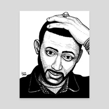 Madlib - Canvas by Collins Spaedy
