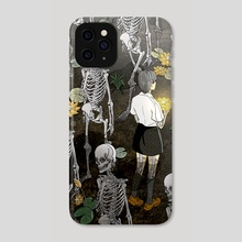 The Courage To Be Different - Phone Case by Kiv Bui