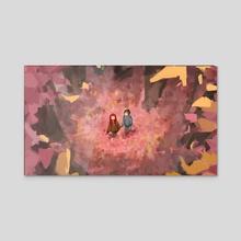 Dream Forest - Acrylic by Cho U