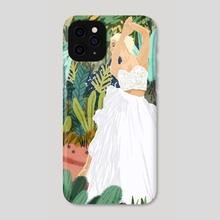 Forest Bride - Phone Case by 83 Oranges