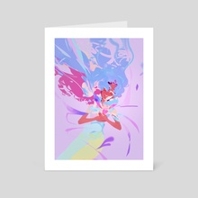 Healing - Art Card by Lito