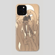 Rising - [2/2] - Phone Case by Isaiah Shaw