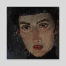 FEMME FATALE DEUX - Canvas by Dan Zollinger