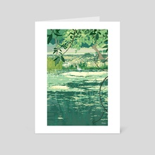 Early Summer Days 1 - Art Card by Milsae Kim