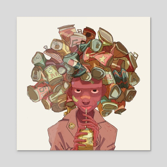 DRUNKFRO by Williams Obrou Zouzouo
