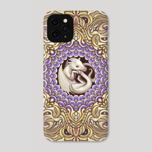 "The Pearl - Phone Case by Ejiwa ""Edge"" Ebenebe"