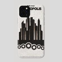 Metropolis - Phone Case by Deniz Akerman