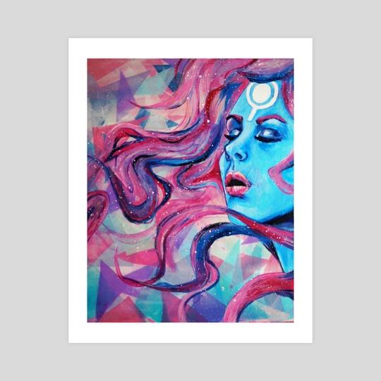 Goddess Astra by Erica Doyle