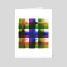 COLORWAY - Art Card by Zealot Art