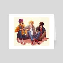 DA BOIS! - Art Card by Alexgv