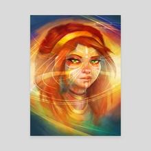 Splendor - Canvas by Ryan Johnson
