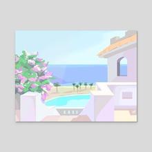 arch1 - Acrylic by Natalia Filatkina