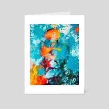 Sana - Art Card by Dorian Legret