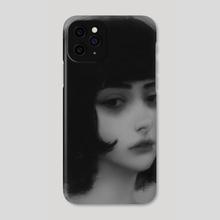 Grey - Phone Case by AugCasarin