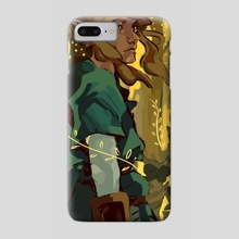 Hero - Phone Case by Jessi Gulish
