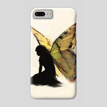 Butterfly Wings - Phone Case by Allison Gloe