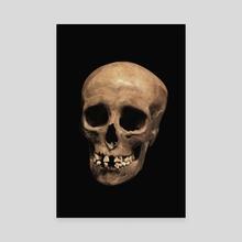Memento Mori - Canvas by Astrolabe Labs