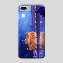 The Golden Temple - Phone Case by Surendra Rajawat