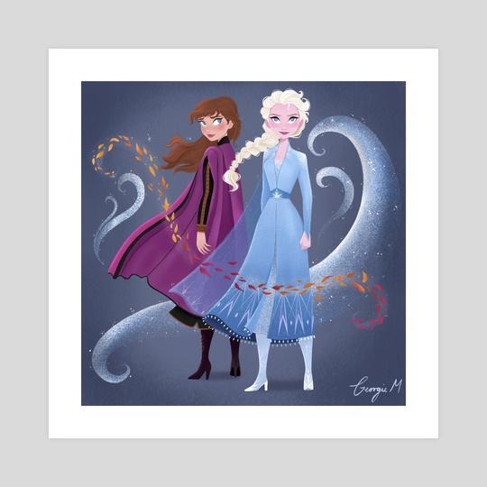 Sisters by Georgie