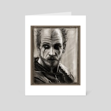 Floki 2 - Art Card by Andre Koekemoer