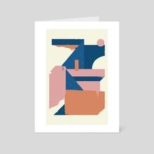 Emmecosta - Art Card by Mina Wright